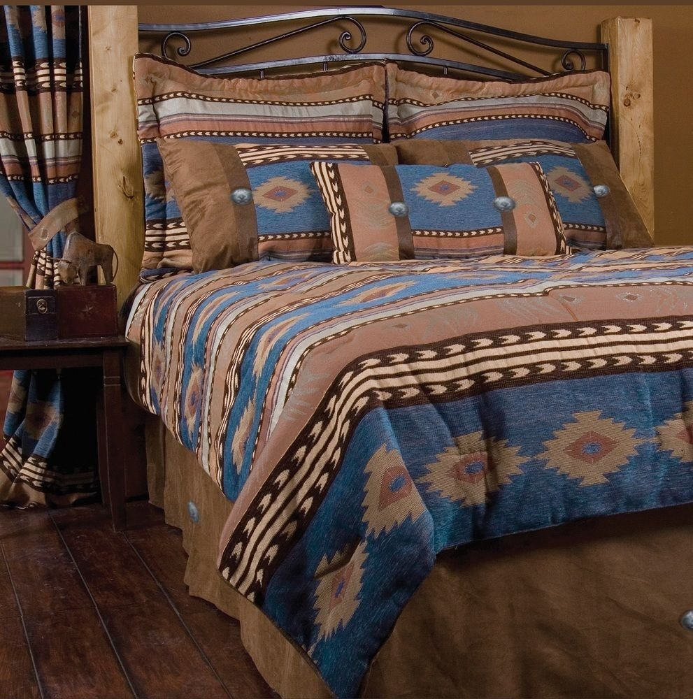 Best Western Southwest Sierra Bedding Set Twin Queen King With Pictures