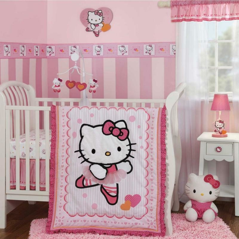 Best Hello Kitty Ballerina Cute Pink And White Baby Girls With Pictures