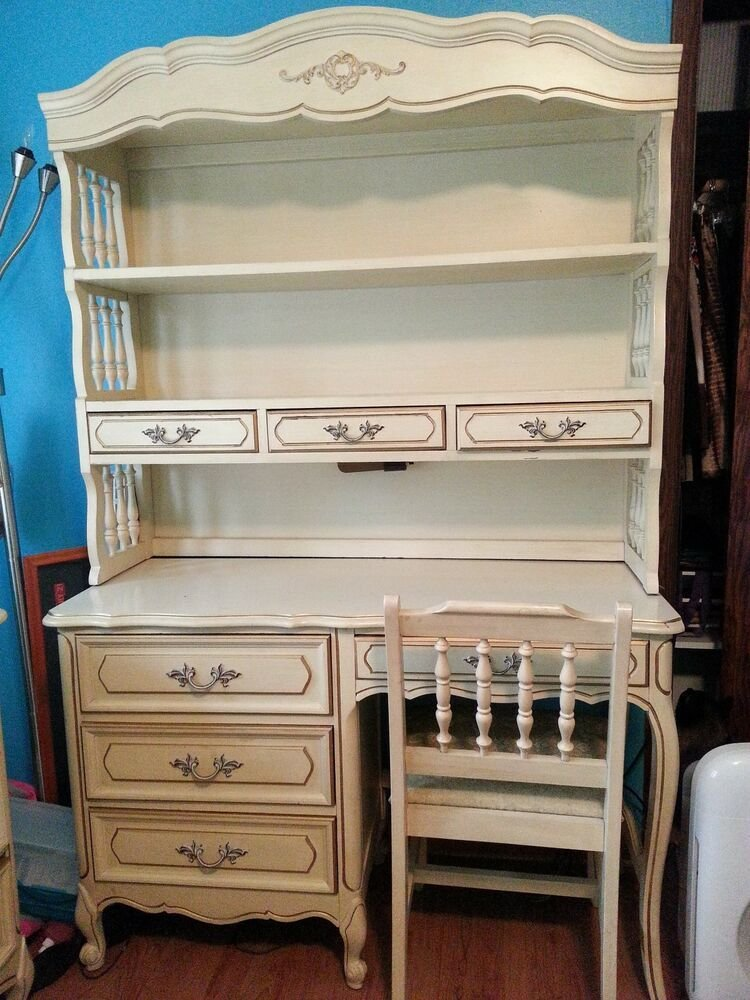 Best Henry Link Vintage 7 Pieces 1975 French Provincial With Pictures