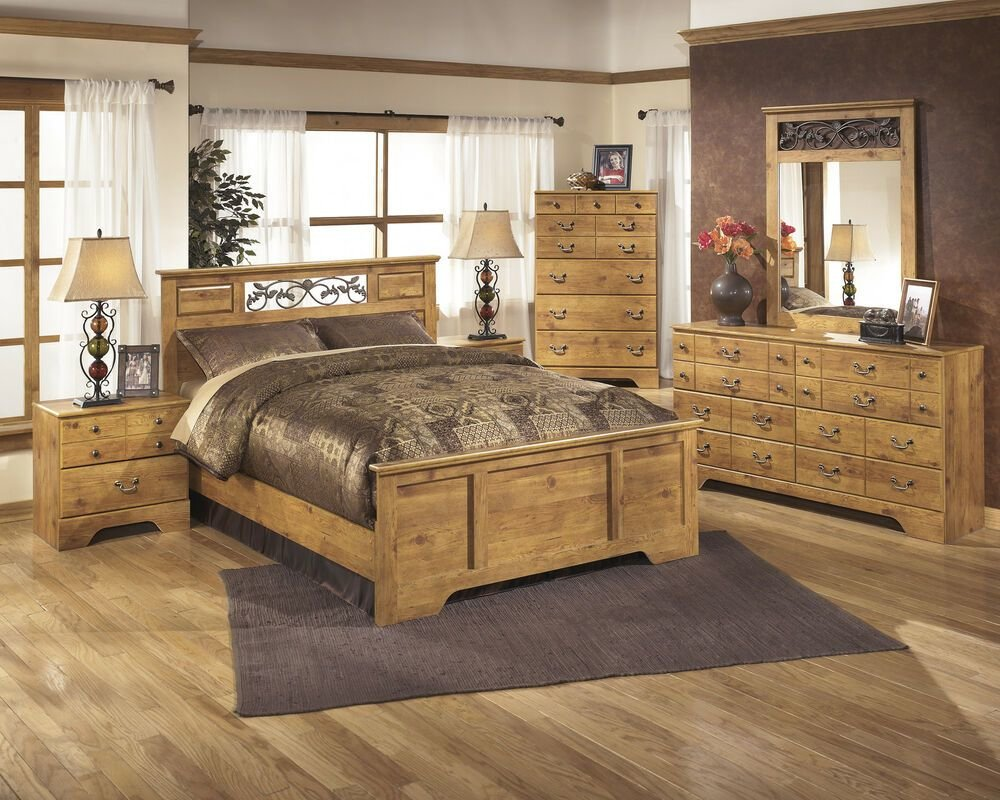 Best Bittersweet 5Pc Queen Bedroom Set Traditional Vintage With Pictures