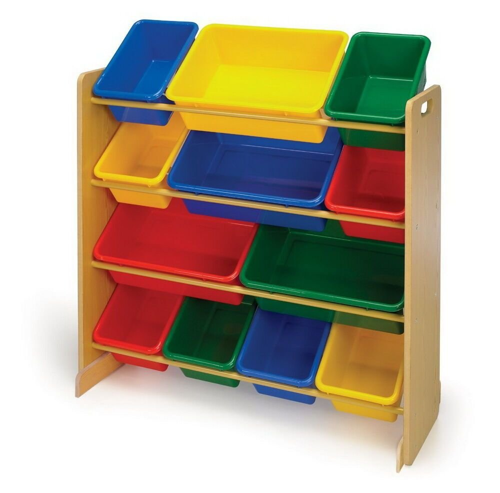 Best New Toy Organizer Storage Bins Box Bedroom Playroom With Pictures