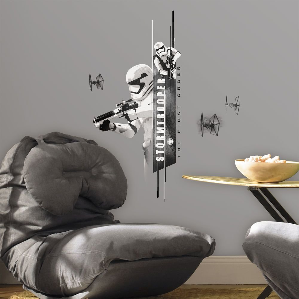Best New 30 Stormtrooper Wall Decals Star Wars The Force With Pictures