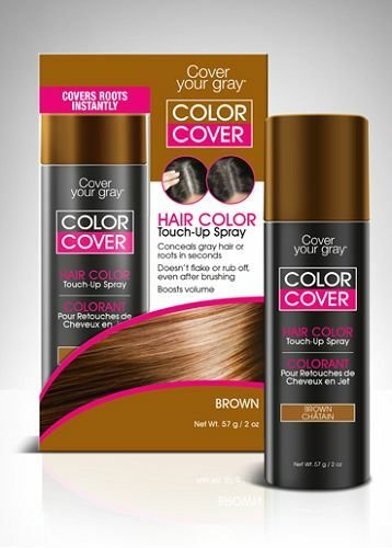 Free Cover Your Gray Color Cover Hair Color Touch Up Spray 2 Oz Wallpaper