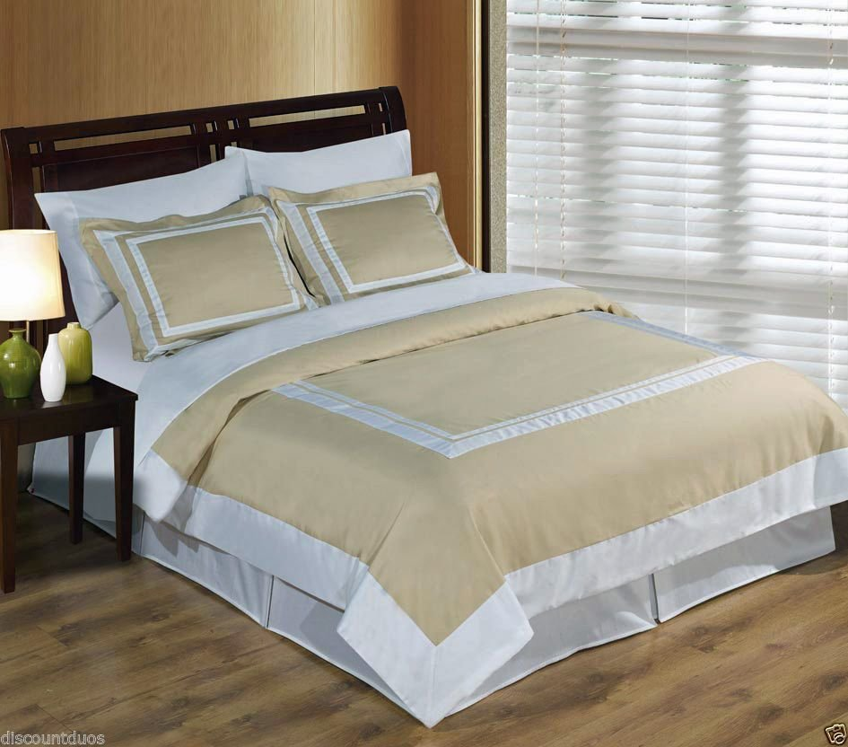 Best Wrinkle Free Egyptian Cotton Hotel Linen White Duvet With Pictures