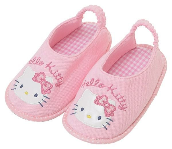 Best New Authentic Sanrio Hello Kitty Baby Room Slippers Shoes With Pictures