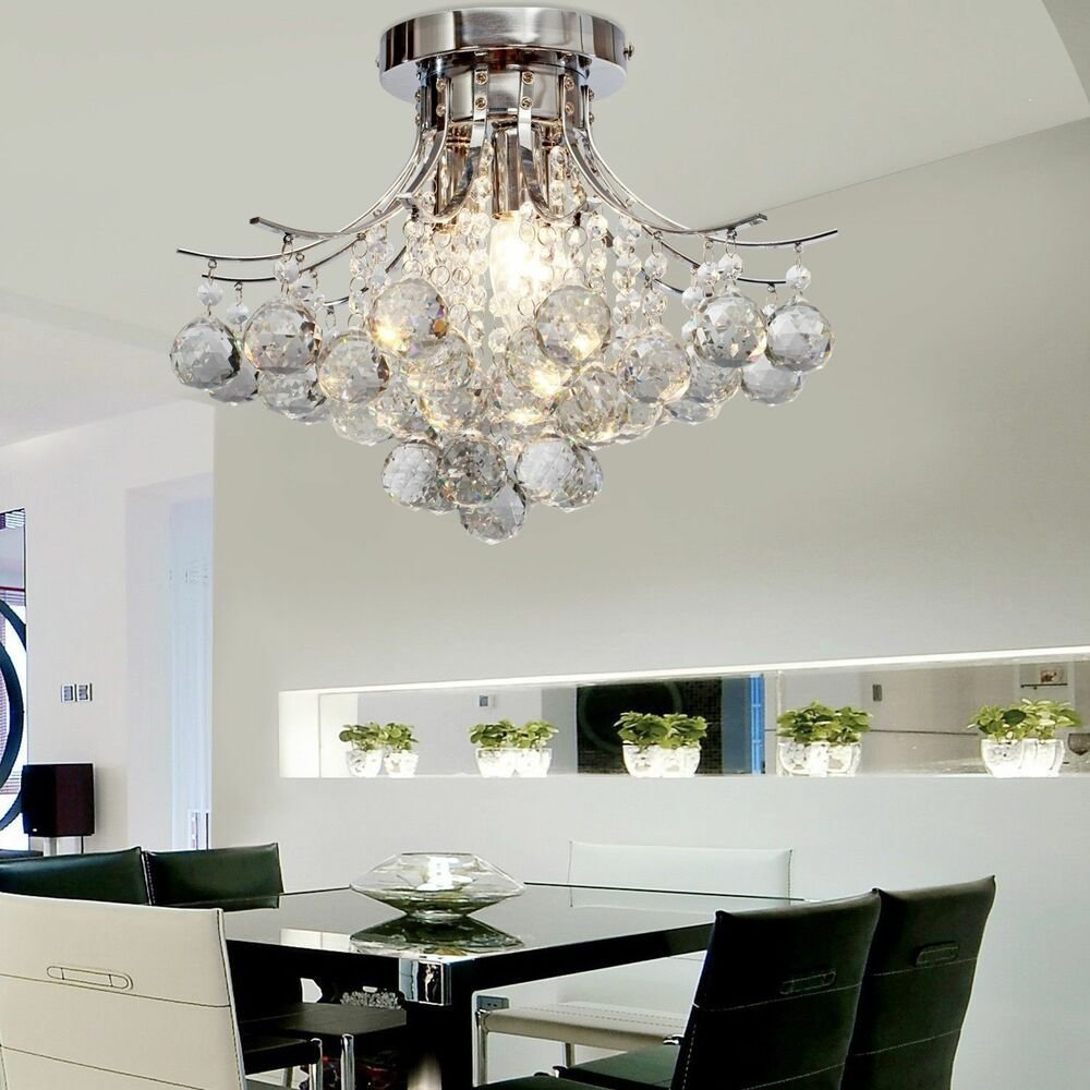 Best Modern Bestcrystal Chandelier Ceiling Light Pendant Lamp With Pictures