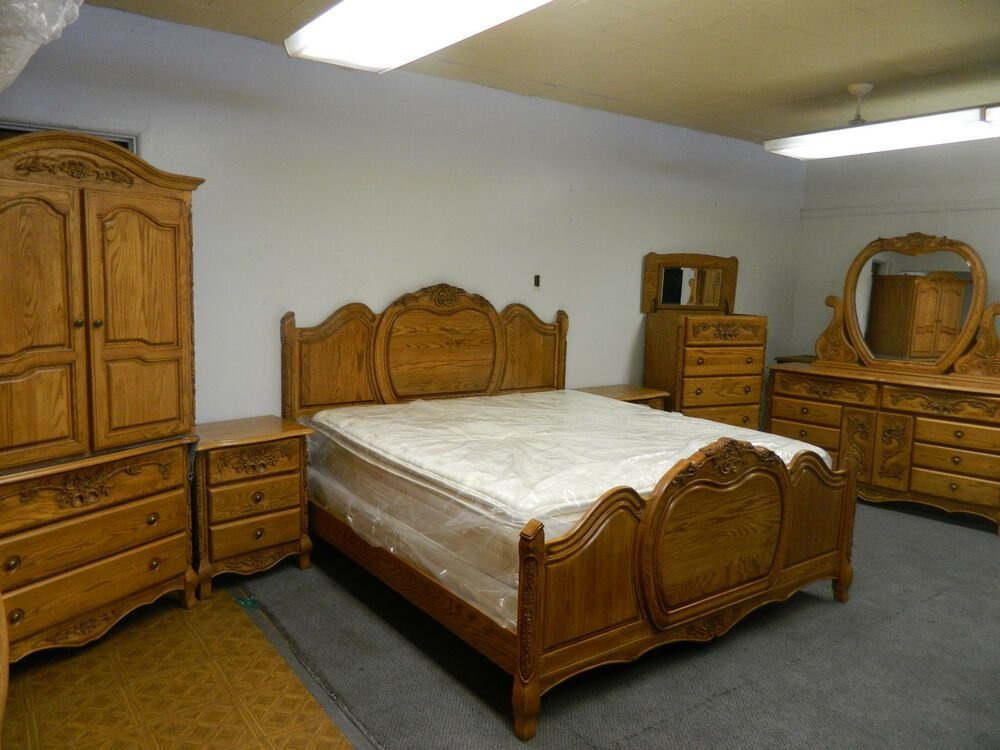 Best Summit Bedroom Set 8 Ebay With Pictures