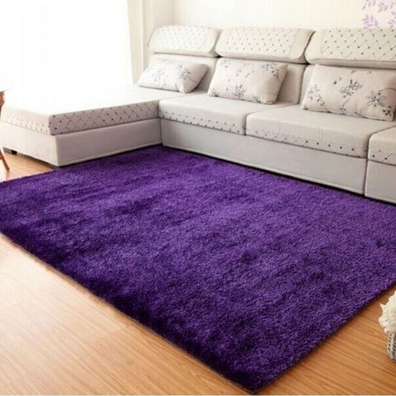 Best Fluffy Rugs Anti Skid Shaggy Area Rug Floor Mat Dining With Pictures