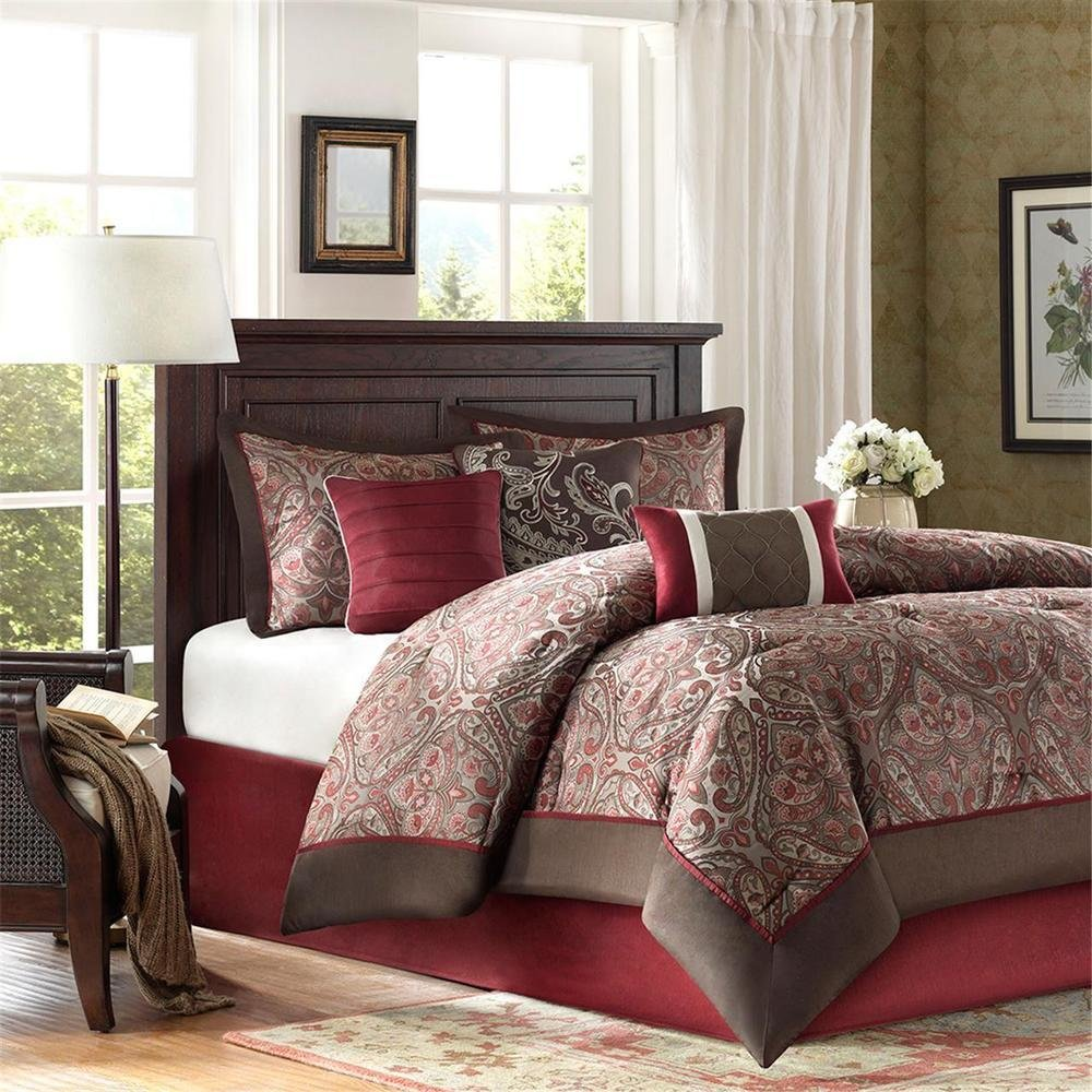 Best Beautiful Rich Elegant Burgundy Red Brown Ivory White With Pictures