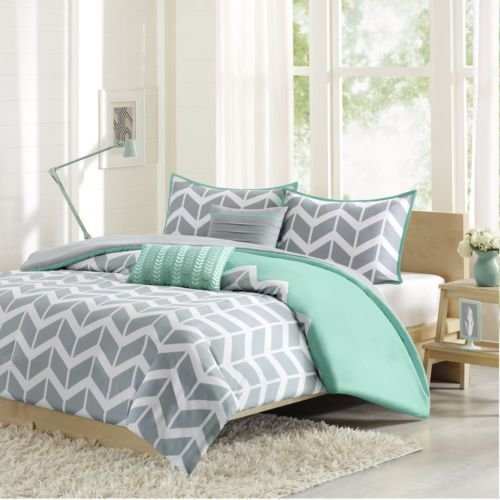 Best Sporty Teal Blue Green Grey Yellow Chevron Stripe Texture With Pictures