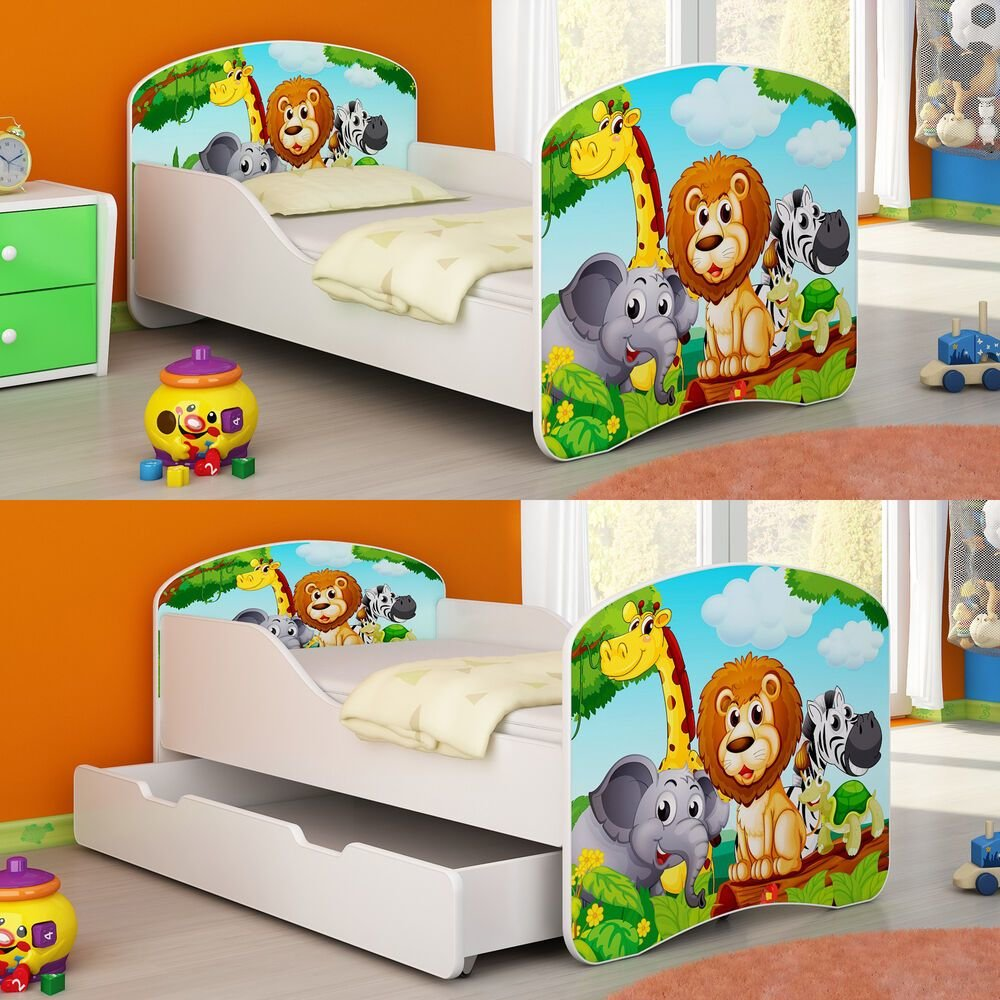 Best Children Kids Bed Free Mattress Free Delivery Toddler With Pictures