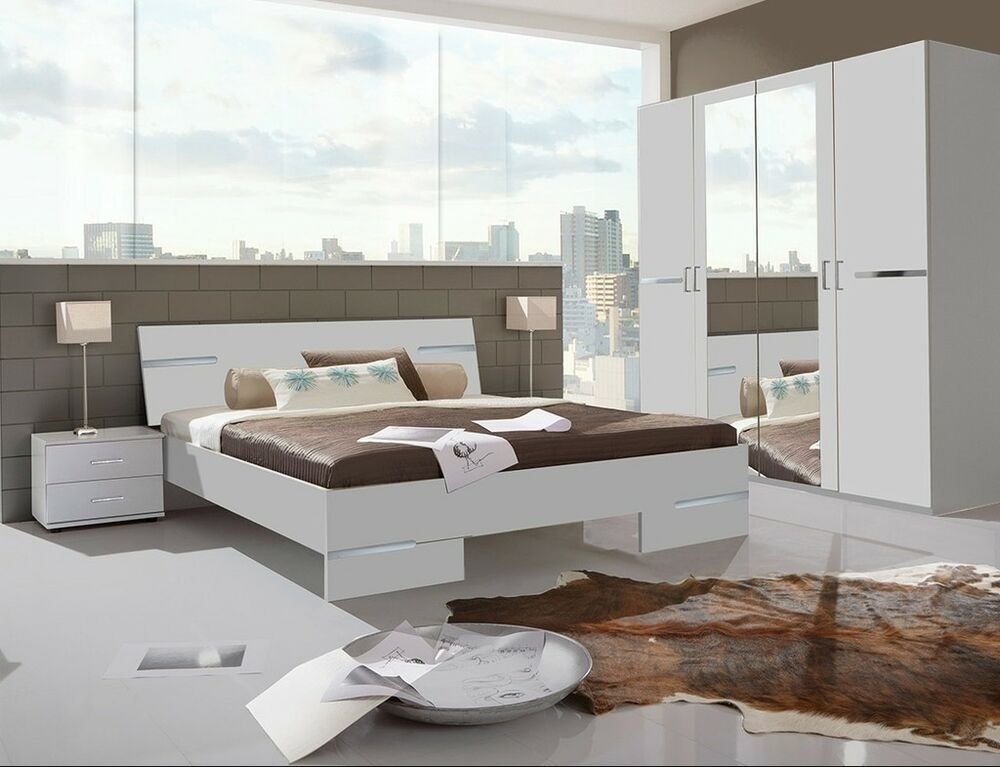 Best Qmax City Range German Made Bedroom Furniture White Ebay With Pictures
