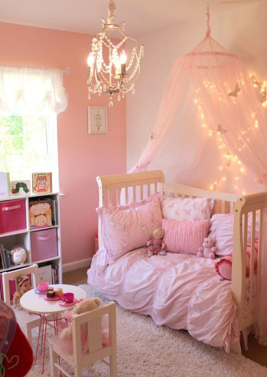 Best Little Girl S Bedroom Decorating Ideas And Adorable Girly With Pictures