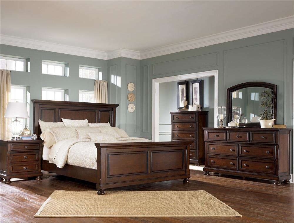 Best Ashley B697 54 57 96 31 36 Porter Bedroom Collection With Pictures