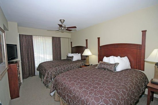 Best One Bedroom Suite With Two Queen Beds At Staybridge With Pictures