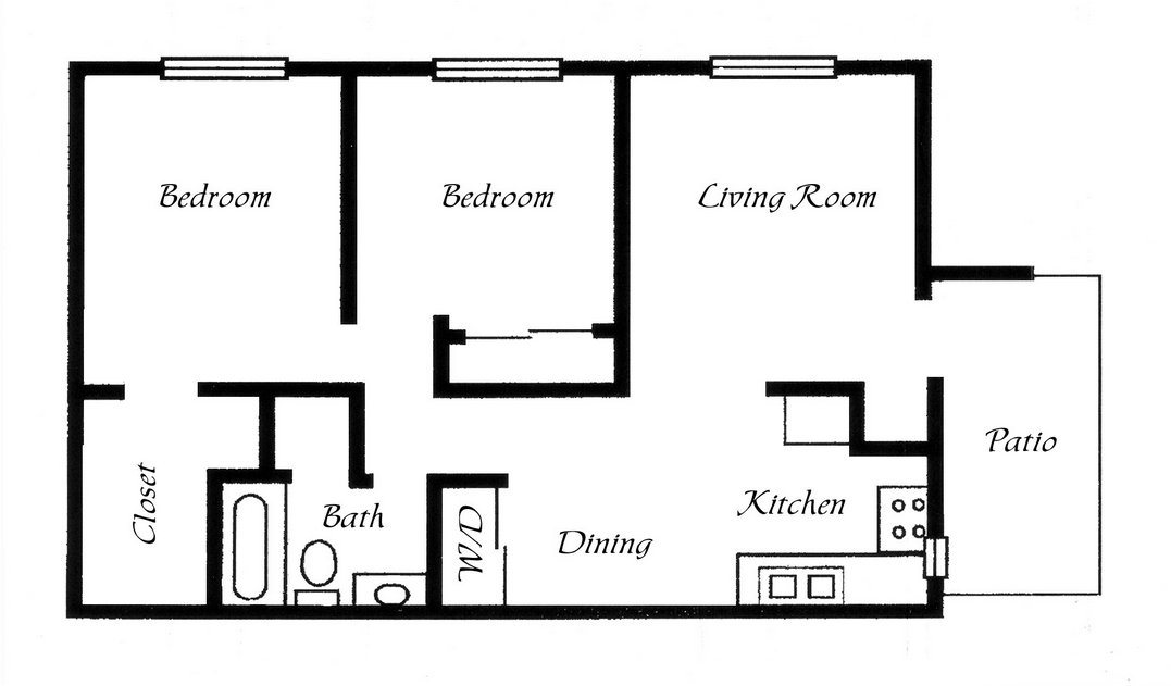 Best Mobile Home Floor Plans 2 Bedroom Mobile Homes Ideas With Pictures