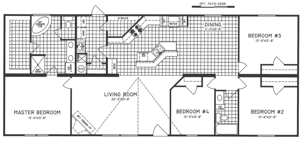 Best Mobile Home Floor Plans And Pictures Mobile Homes Ideas With Pictures