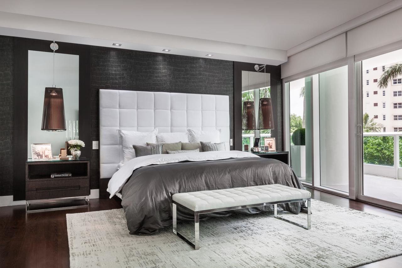 Best Stuning Grey Contemporary Bedroom Ideas Mosca Homes With Pictures