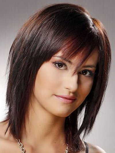 Free 4 Razor Cut Hairstyles For Women Over 40 Wallpaper