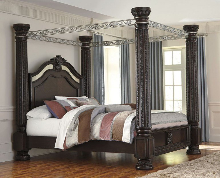 Best Bedroom Ashley North Shore Bedroom Set For Elegant Master With Pictures