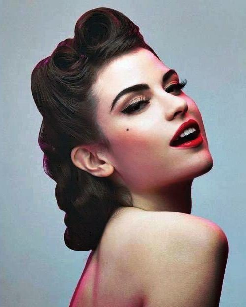 Free 50S Hairstyles Ideas Yve Style Com Wallpaper