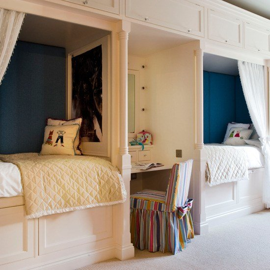 Best Shared Bedrooms Decorating Ideas For Boys And Girls With Pictures