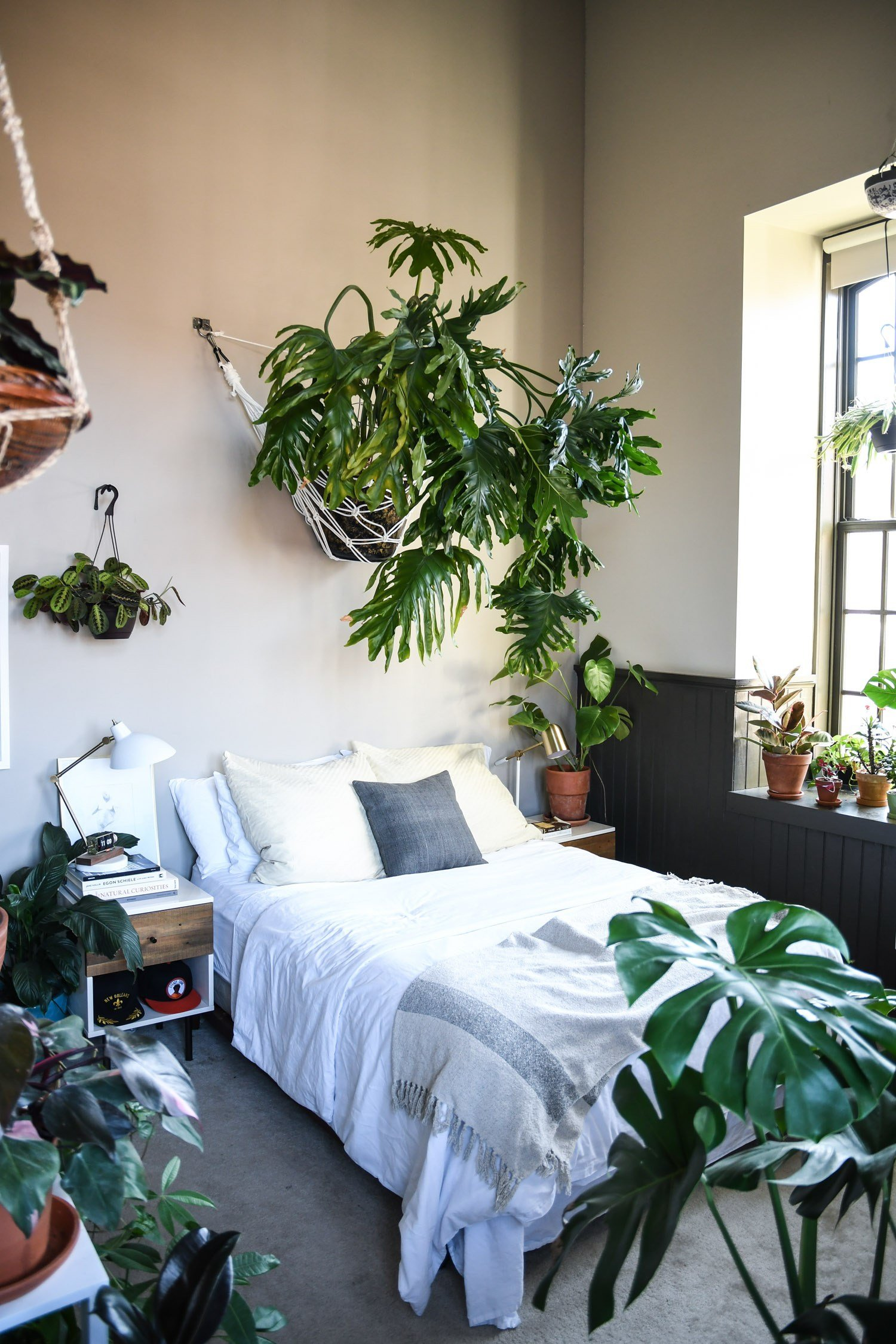 Best A Baltimore Loft Filled Floor To Ceiling With Plants With Pictures