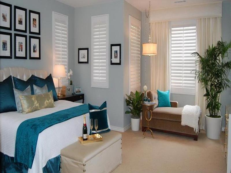 Best Decoration Small Master Bedroom Decorating Ideas With Pictures
