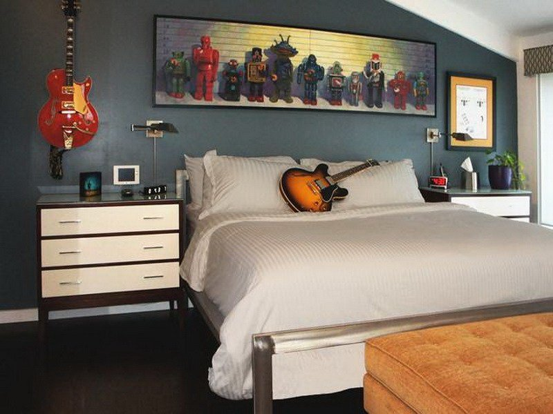 Best Bloombety Best Rock N Roll Bedroom Decor Rock N Roll With Pictures