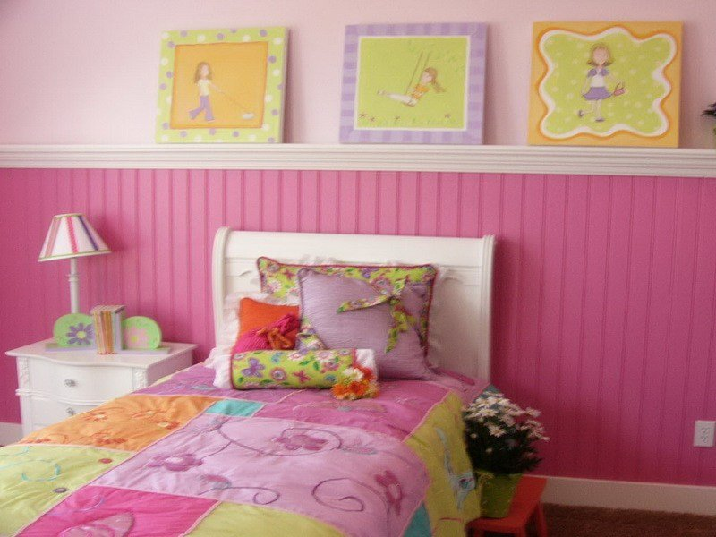 Best Bloombety Inspirational Girl Bedroom Paint Design Ideas With Pictures