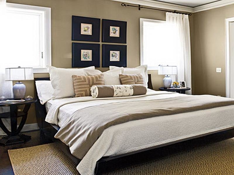 Best Miscellaneous Master Bedroom Wall Decorating Ideas With Pictures