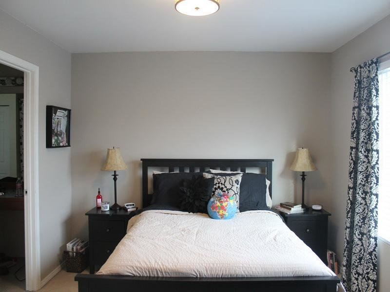 Best Bloombety Perfect Grey Paint Color For Bedroom Perfect With Pictures