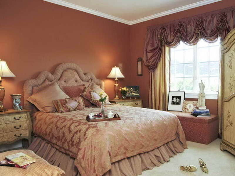 Best Bloombety Modern Furniture Romantic Bedroom Colors With With Pictures