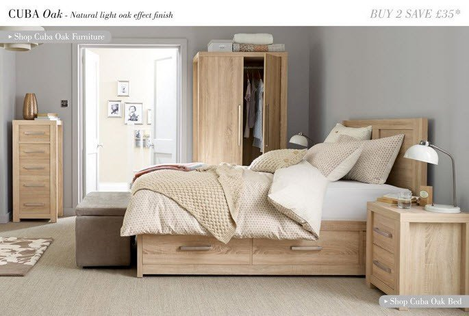 Best Next Cuba Oak Bedroom Furniture Furniture Sales Today With Pictures