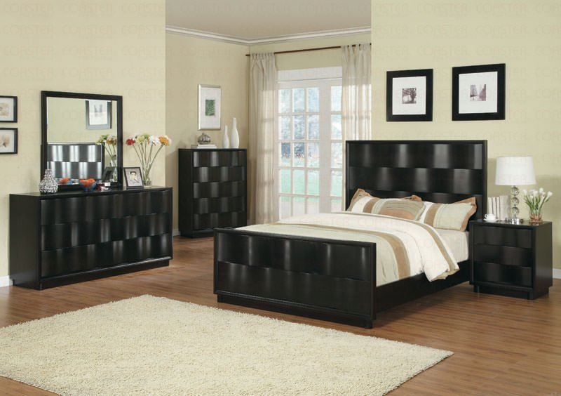 Best Wave Bedroom Set By Coaster With Pictures