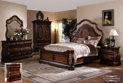 Best Alexandria Bedroom Set By Meridian Furniture With Pictures