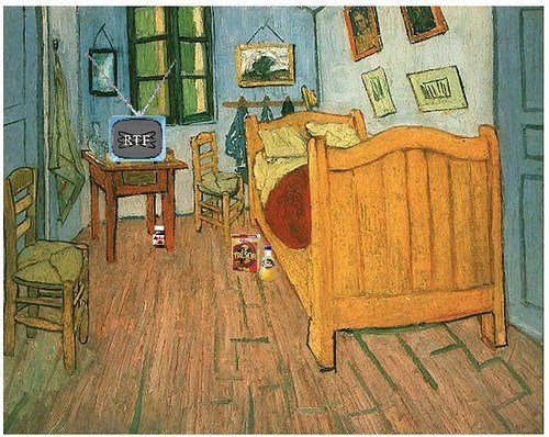 Best Vincent S Bedroom After Van Gogh Flickr Photo Sharing With Pictures