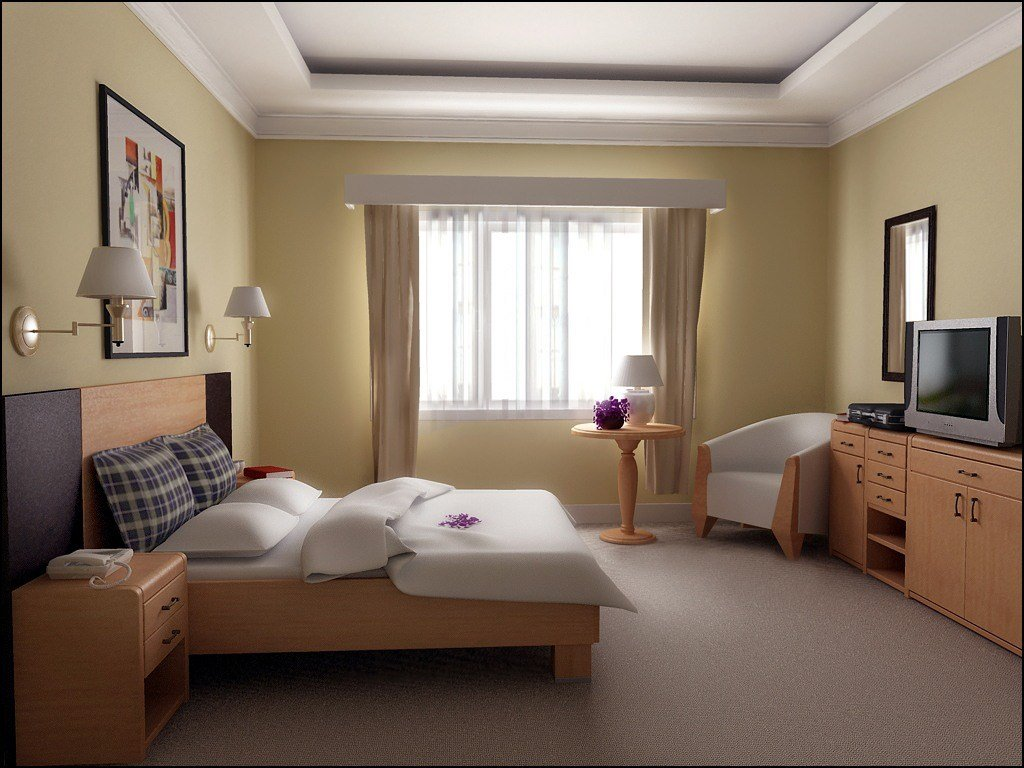 Best Simple Interior Design Ideas For Small Bedroom With Pictures
