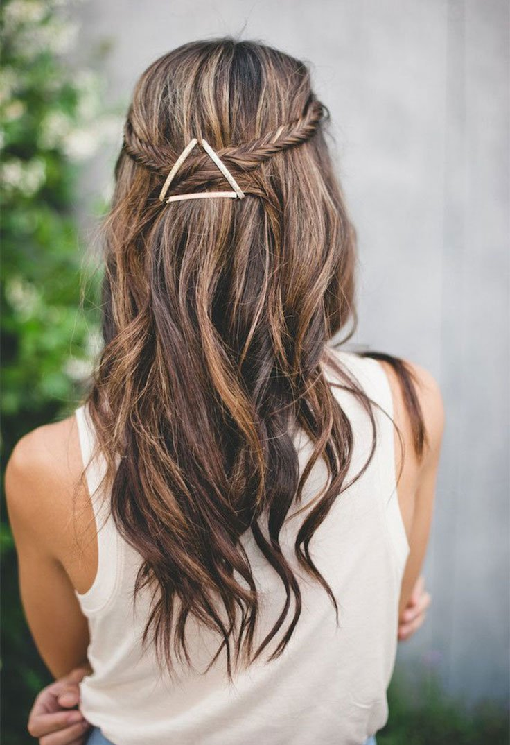 Free 20 Simple And Easy Hairstyles To Try Everyday Feed Wallpaper