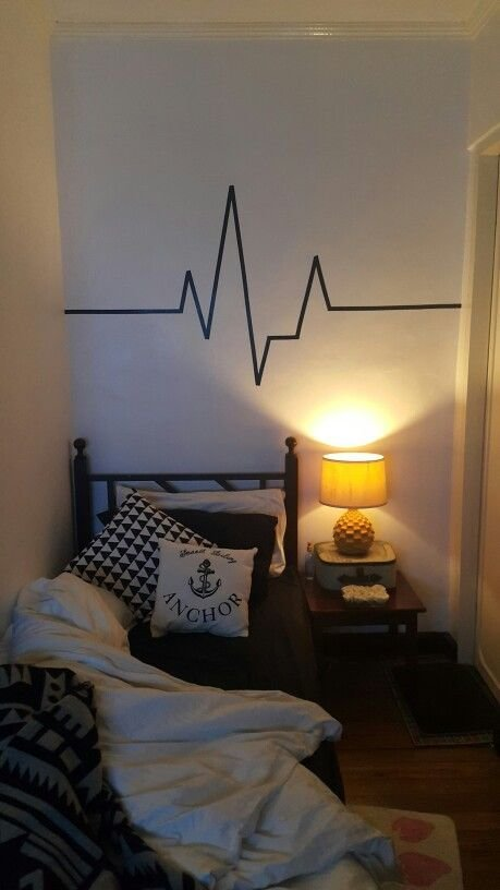 Best 20 Diy Washi Tape Wall Art Ideas With Pictures