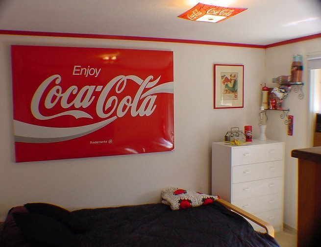 Best Fraser S Perch Coca Cola Room With Pictures