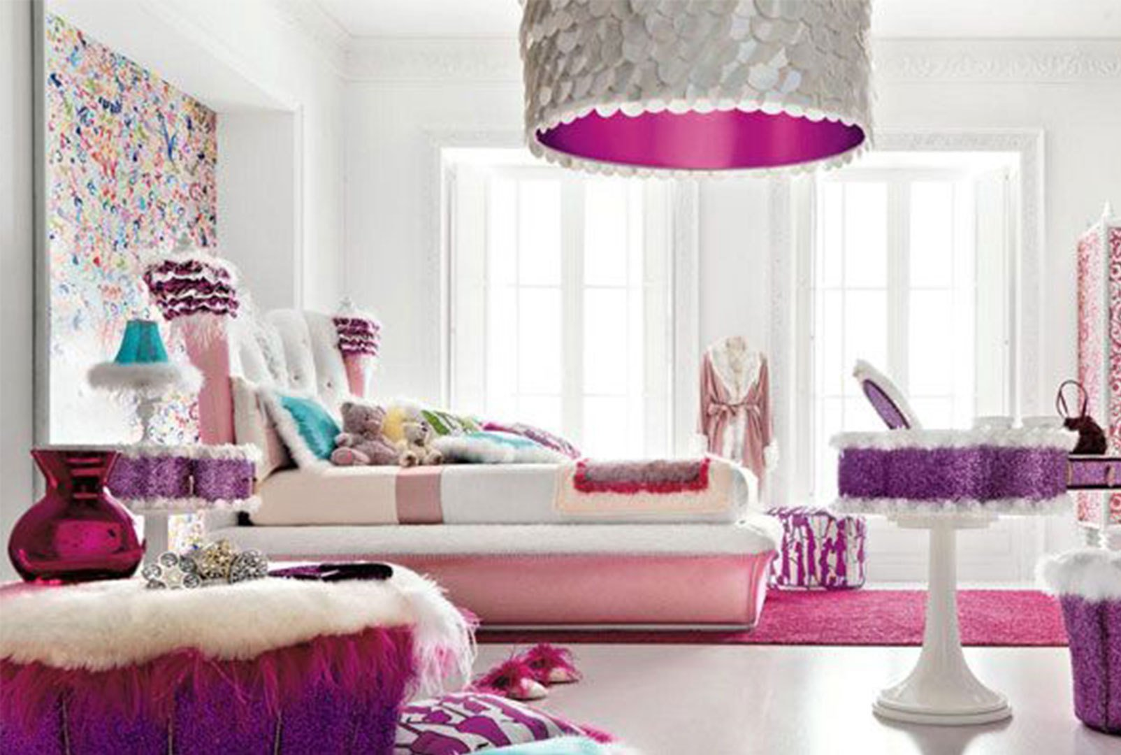 Best Bedroom Ideas For Girls J4H Magazine With Pictures