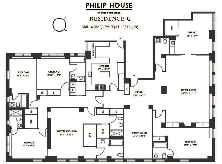 Best Philip House 141 East 88Th Street Carnegie Hill Condos With Pictures