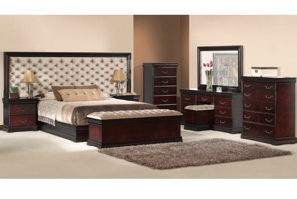 Best New Home Furnishers » Claudia Bedroom Suite With Pictures
