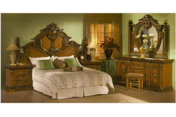 Best New Home Furnishers » Regal Bedroom Suite With Pictures