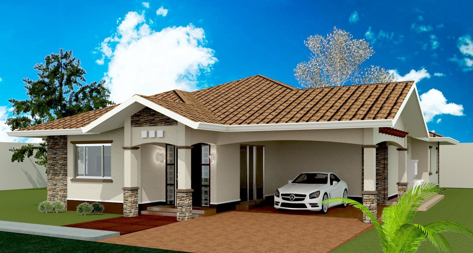 Best Model 3 3 Bedroom Bungalow Design Negros Construction With Pictures