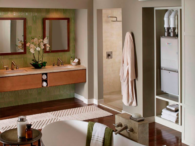 Best Planning A New Bathroom Don't Forget The Hot Water With Pictures