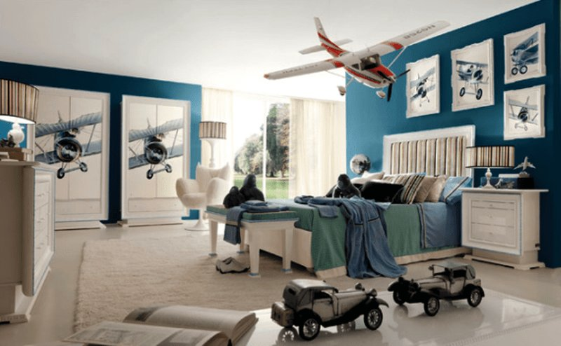 Best Airplane Themed Nursery Thenurseries With Pictures