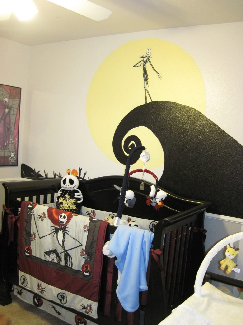 Best The Nightmare Before Christmas Bedroom Home Decor Jack And With Pictures