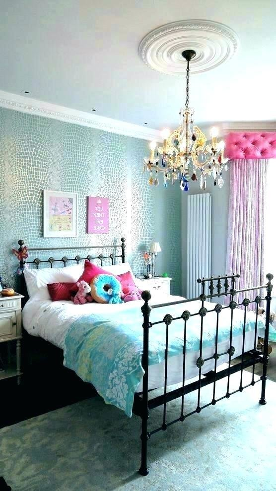 Best Chandelier For Teenage Girl Bedroom Zybrtooth Com With Pictures